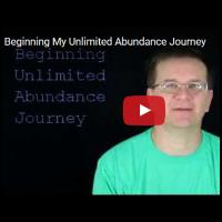 Beginning My Unlimited Abundance Jouney YouTube video