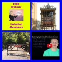 Starting My Unlimited Abundance Journey